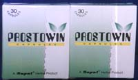 prostowin for prostate gland enlargement